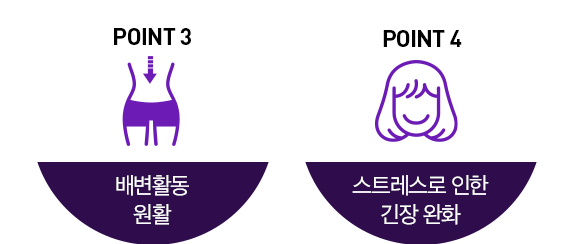 긴장완화, 비타민 미네랄 11종 함유, 엄선한 부원료 23종