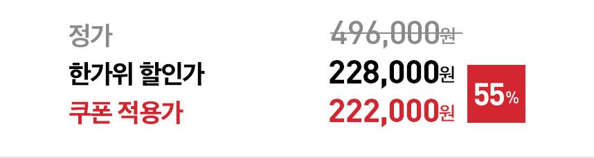 223,000원